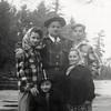 Shirley, Dad, Wendell, Janice, Robert... abt 1948