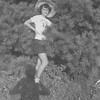 Shirley at Tomahawk... abt 1950