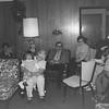 Ron's Birthday Party    12/6/75  Jean, Kris, Mom, George,  TAmmy