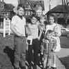 Jeff, Brian, Helen, Davy, Jamie, Joe... 1967