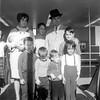 Diane, w/Tammy, Jeff, Ron, Terry, Danny, Davy, Brian, Marcy... 1969