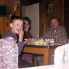 Fawn Lake Lodge, 1959 Eugene, Shirley, Jim