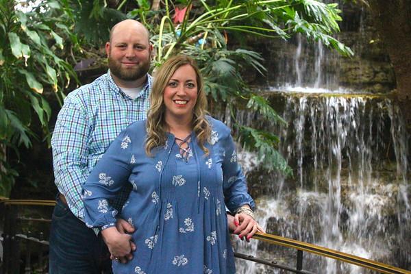 Tiffany & Doug's engagement