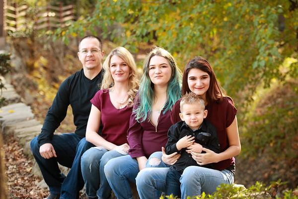 Tiffany + Family