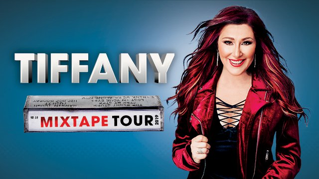 Tiffany - The Mixtape Tour