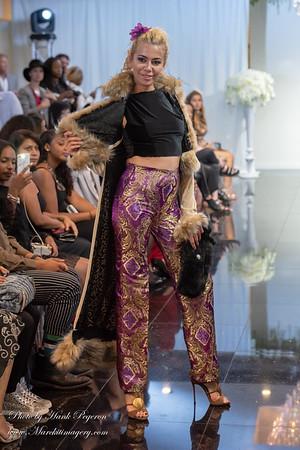 Tiffany's Fashion week New York Season 2 - Sharon Franks Collection