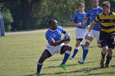 Tiger Rugby vs. Georgia Tech 10/15/2016