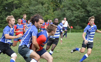 Tiger Rugby vs Univ of Southern Indiana 9/17/2016