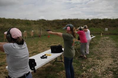 2014-06/21 Womens Pistol Class