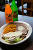 Shakopee, MN -  SWM 0912 TacoLoco - The Chiles Rellenos at Taco Loco with some of the mexican sodas they serve in Shakopee, Photo by © Todd Buchanan 2012 Technical Questions: todd@toddbuchanan.com;