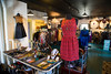 Excelsior, MN - MTK 1112 - Val's Store in Excelsior is owned by Val Bishop and features vintage, new and recycled clothing and accessories. Wednesday September 26, 2012.  Date: Wednesday September 26, 2012 Photo by © Todd Buchanan 2012 Technical Questions: todd@toddbuchanan.com; Phone: 612-226-5154.