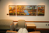 Maple Grove, MN - MGM 1212 KopperKettle - Job#11100 - Maple Grove Hospital has created a modern healing environment for patients and visitors with commissioned art works. The setting at Maple Grove Hospital fosters comfort and tranquility here today, Sunday, October28, 2012. Photo by © Todd Buchanan 2012 Technical Questions: todd@toddbuchanan.com; Phone: 612.226.5154
