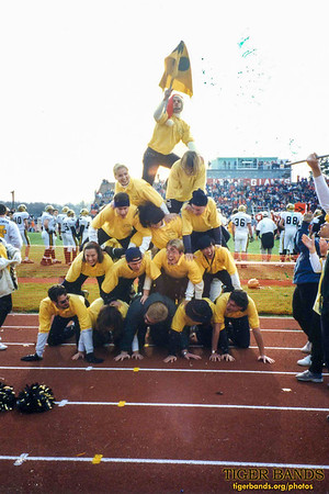 YES! 15-Person Pyramid Victory AT WABASH