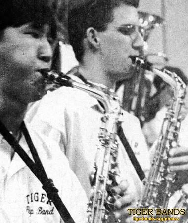David Yoshida and Adrian Williams Play for Old DePauw