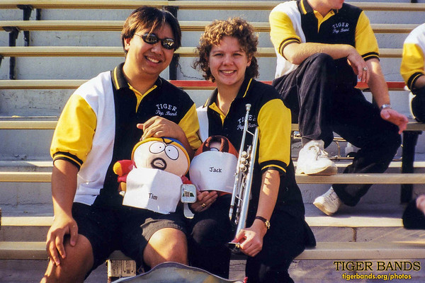 Tiger Pep Band Celebrates Five Years at DePauw
