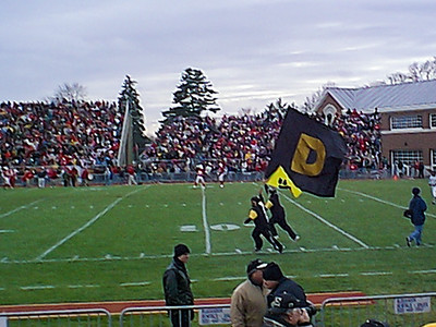 Tiger Pep Band Goes to Crawfordsville to Battle for the Monon Bell