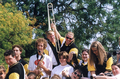Tiger Pep Band Kicks-Off the Season