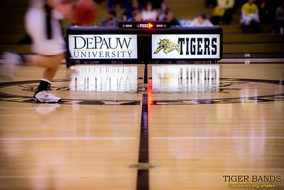 DePauw Tiger Basketball