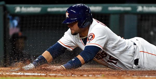 Tigers Astros Baseball