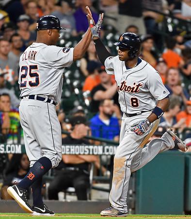 Tigers @ Astros 5/25/17