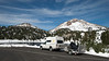 Back in the US between South America and Europe; Lassen NP, California
