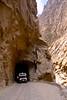 35 tunnels in 12 miles, Canon del Pato