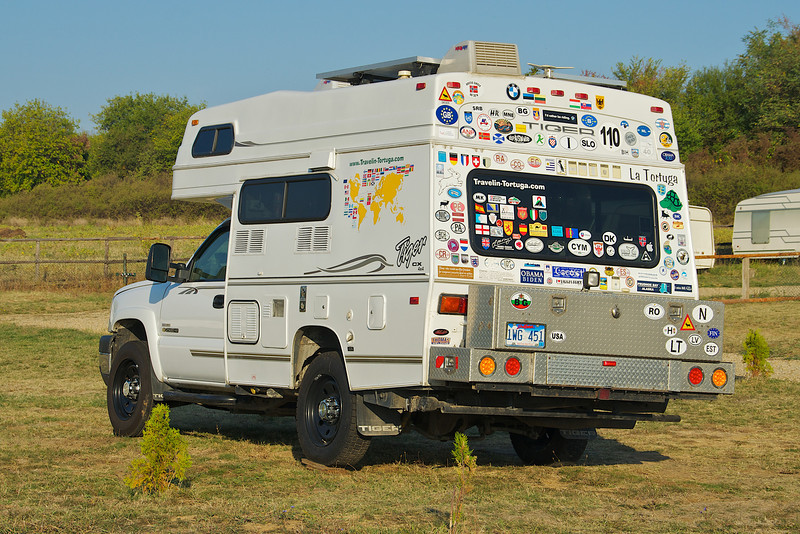 State of the Stickers: October '12, Bulgaria