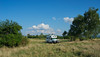 A wonderful overnight spot in a field, Bulgaria