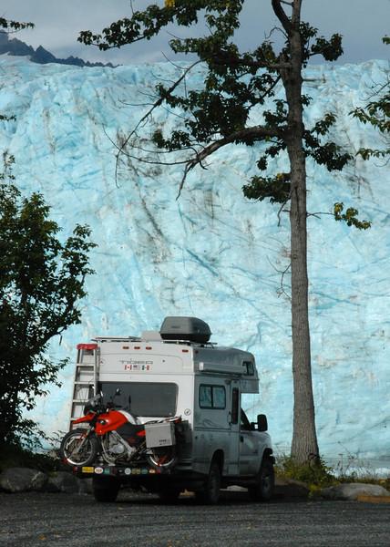 Sheridan Glacier, Cordova, Alaska