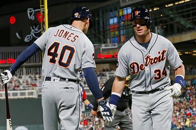 Tigers Twins Baseball
