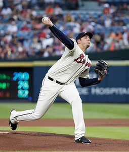 Tigers Braves Baseball