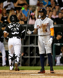 CORRECTION Tigers White Sox Baseball