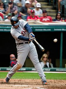 APTOPIX Tigers Indians Baseball