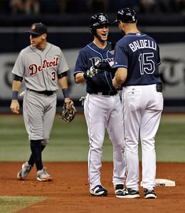 Tigers Rays Baseball