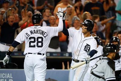 White Sox Tigers Baseball