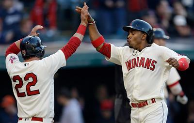 Tigers Indians Baseball