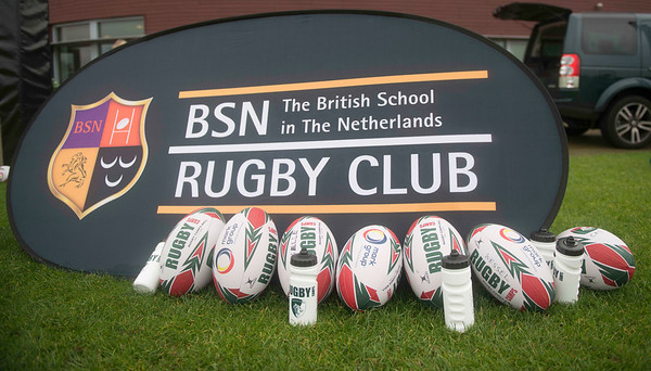 BSN Tigers Rugby Camp - Day 1