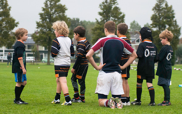 BSN Tigers Rugby Camp - Day 5