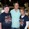 Tigers Meet and Greet with James McCann 3-17-2017 in Lakeland, Florida. Photo by Mark Cunningham