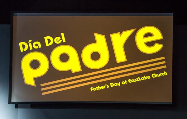 El Dia del Padre 2015: Tijuana campus