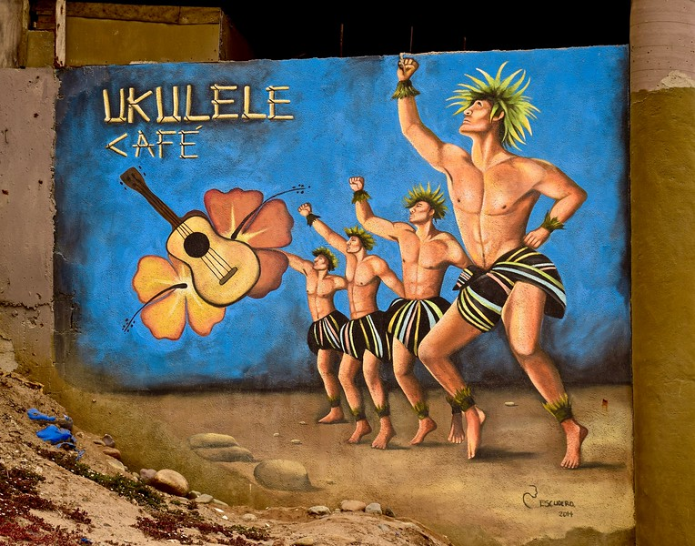 Ukelele Cafe