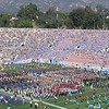 The day before the Tijuana Grand Prix found us at the  Rose Bowl in Pasadena, California.