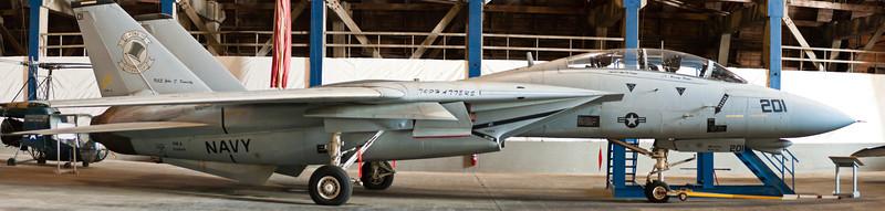 F-14A Tomcat panorama