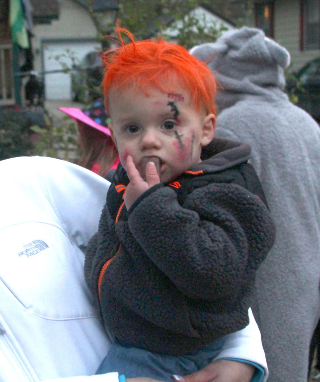 ". Jax Schmidt came out as ""Chucky.\"""