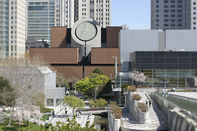 Tiny SFMOMA, San Francisco, March 2008