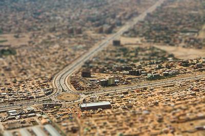 Kabul Traffic Circle