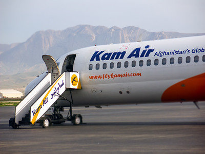 Kam-Air Boarding