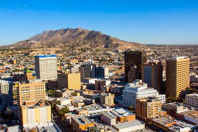 Miniature El Paso