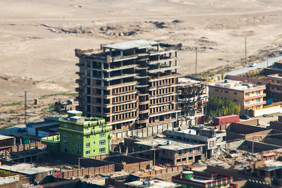 Kabul Urban View