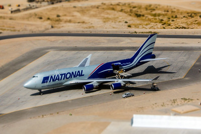 National Airlines Boeing 747 N952CA